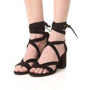 Sam Edelman Sheri Wrap Sandals - Size 8.5